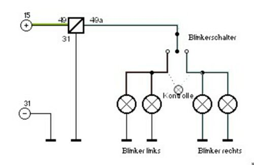 emergency lighting wiring diagram with Blinker on Blinker furthermore Simple Diagram together with Ac Powered White Led L additionally Automatic White Led Emergency Light additionally Emergency Ballast Wiring Diagrams.
